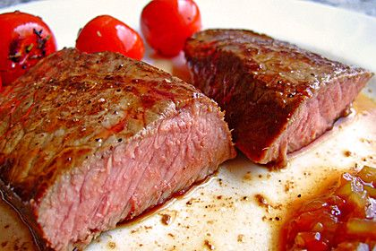 Rumpsteak, medium, mit Gelinggarantie 1