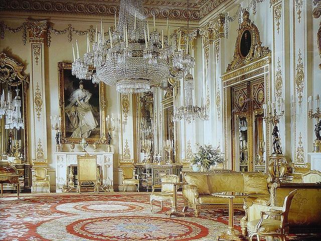 18 Best Buckingham Palace Interior Images On Pinterest