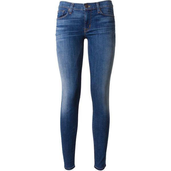 Hudson Krista Super Skinny jeans found on Polyvore
