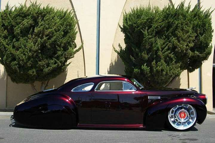 Cadillac Lasalle Custom 1940