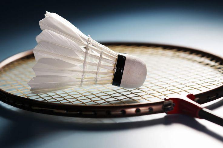 Le badminton pour perdre du poids