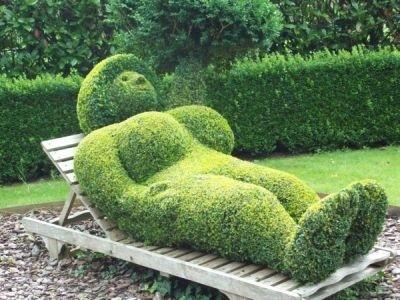 17 best images about sculptures focal points on pinterest for Jonathan alderson landscape architects