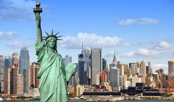 Haluan käydä Yhdysvalloissa.