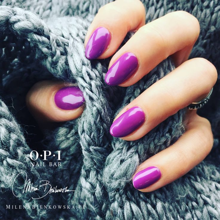 I manicure for Beads OPI