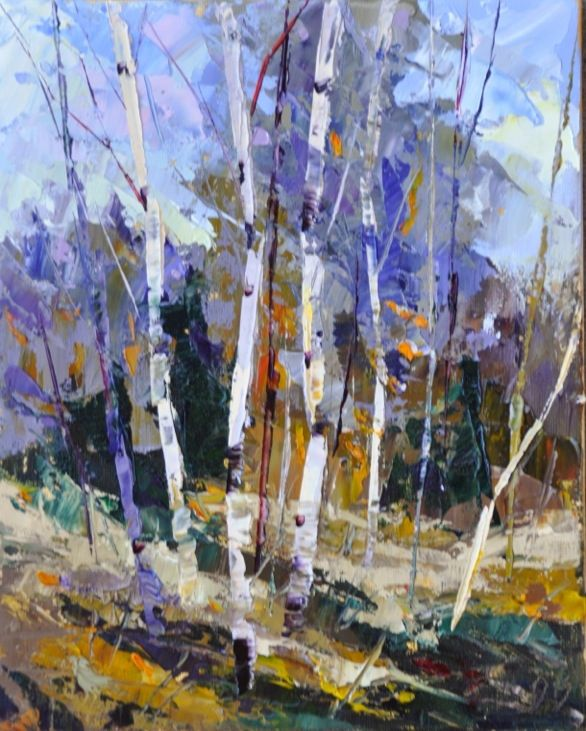 Dean Bradshaw Purple Mountains