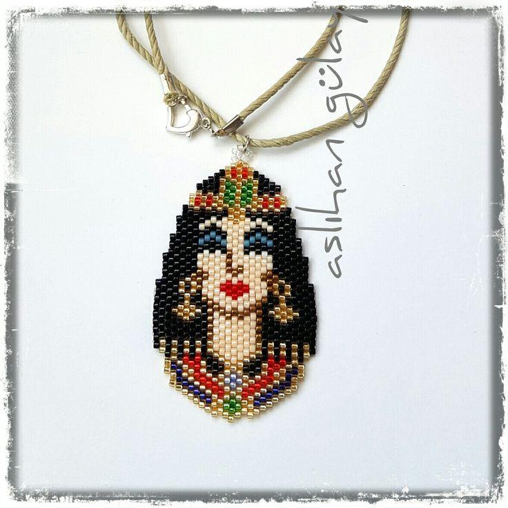 Mısırlı Hürrem..cleopatra..