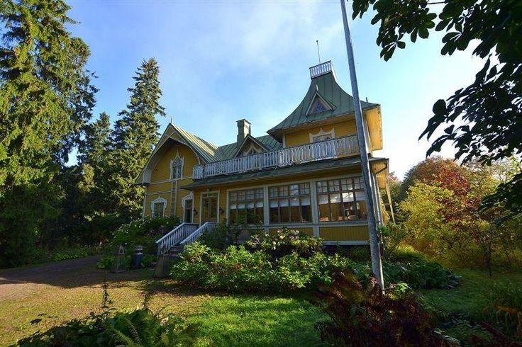 Myydään Omakotitalo Yli 5 huonetta  Pori Harmaalinna Vanha harmaalinnantie 2