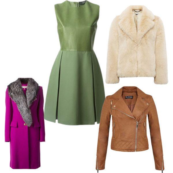 платье+ пальто/куртка