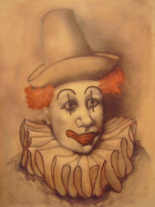 Gino the Clown