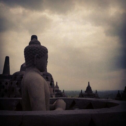 Borobudur temple #magelang #indonesia #temple