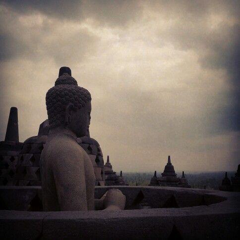 Borobudur temple #magelang #indonesia #temple
