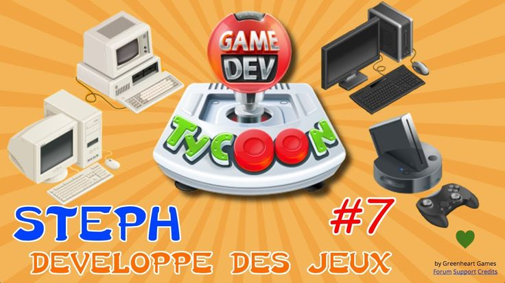 Game Dev Tycoon - Steph Developpe des jeux Ep7 - Let's Play FR