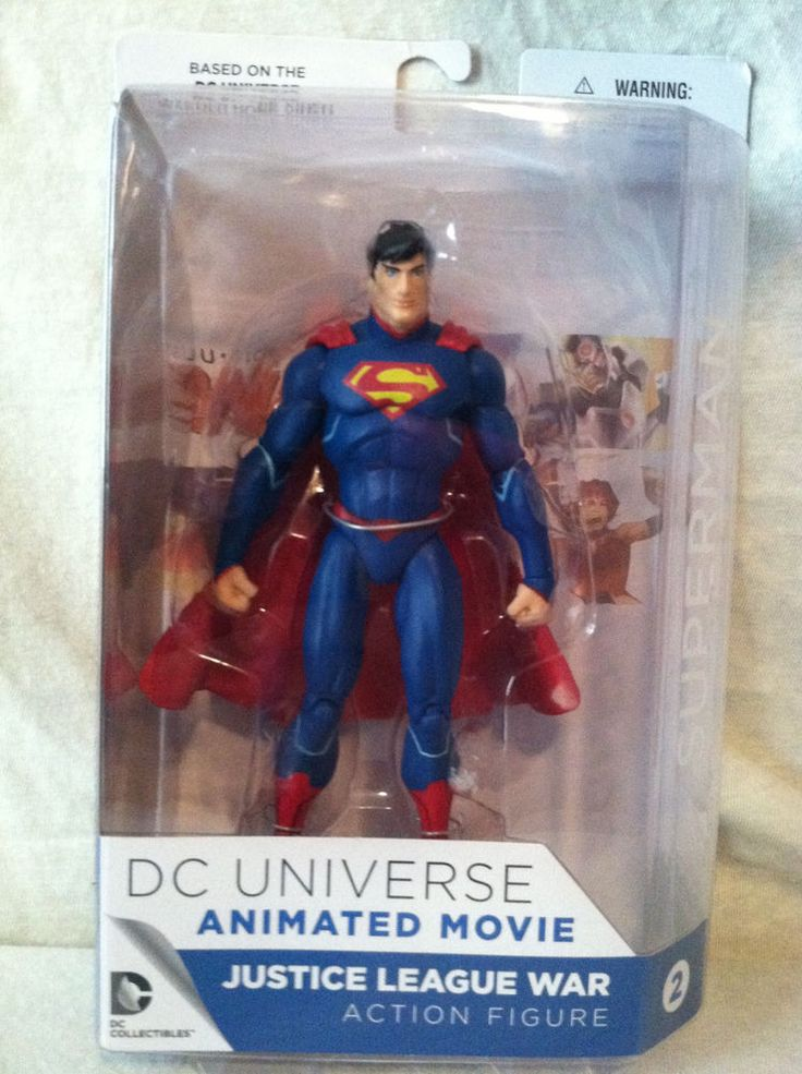Best Justice League Toys And Action Figures For Kids : Best ideas about superman action figure on pinterest