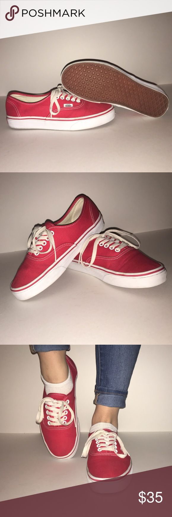 stunning vans red shoes outfit