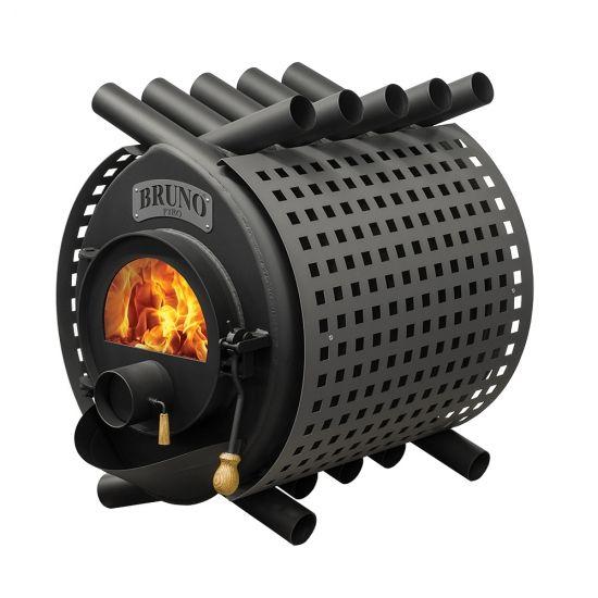 EEK A Werkstattofen Warmluftofen BRUNO Pyro III Inkl Katalysator 19 KW