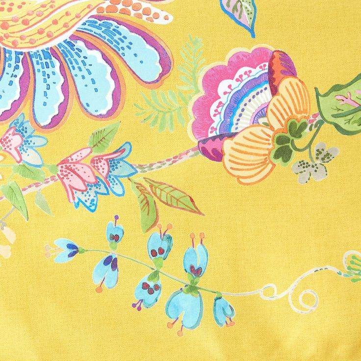 Image 4 of the product Multicoloured digital-print tablecloth