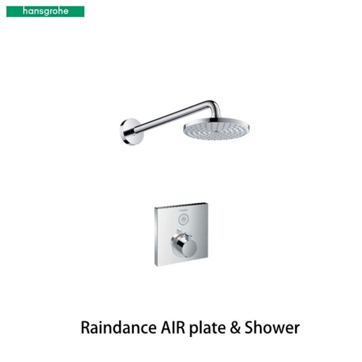 Hansgrohe Raindance Select System 3 Shower Kit