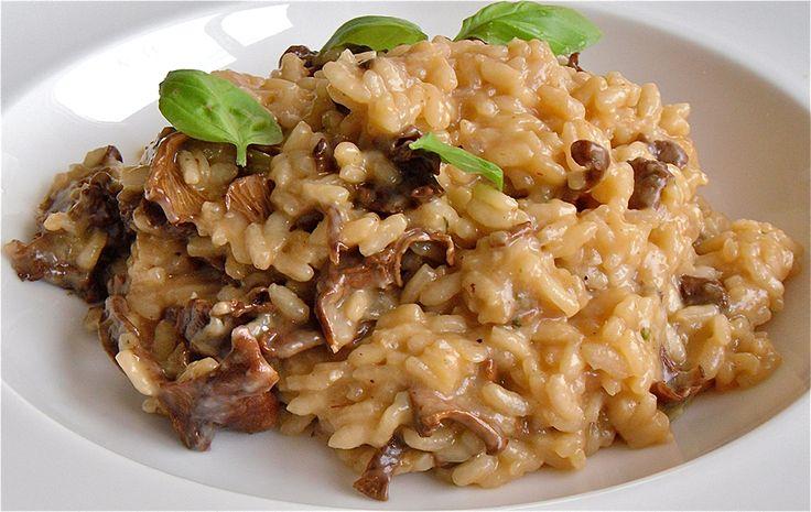 Risotto met paddenstoelen | Het lekkerste recept vind je op AllesOverItaliaansEten