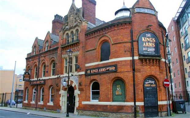 King's Arms, Salford, Greater Manchester .