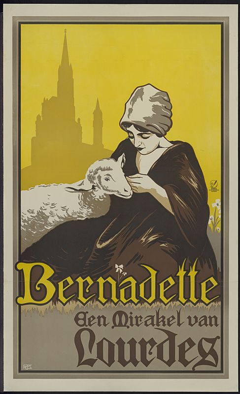Miracle de Lourdes, Le (FR, B. Simon, 1926, Productions Française Cinématographique (Frankrijk))