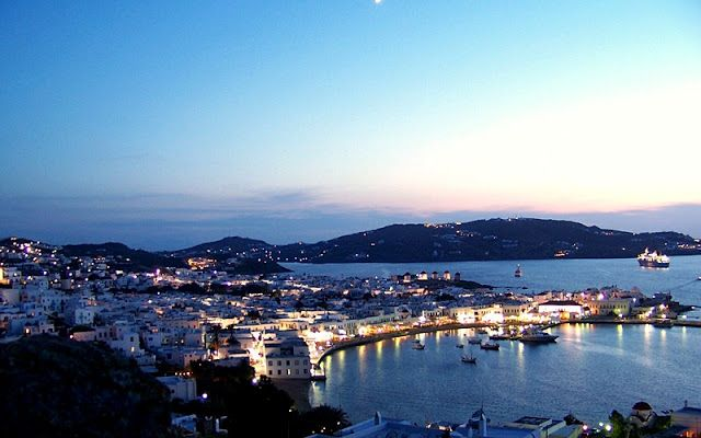 Mykonos, a Greek Island in Greece http://goo.gl/61tcgP