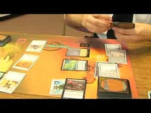 Yo paso tiempo con Brandon y Alex. Nosotros jugamos juegos de cartas, Magic the Gathering.