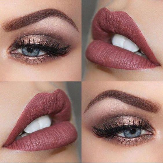 Die perfekte Make-up-Palette für eine Hochzeit im…