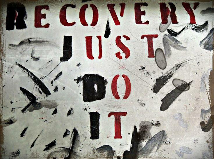 """Recovery Just Do It"" #ARTC #PFH"