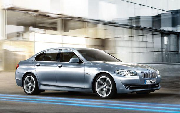 BMW Active Hybrid 5