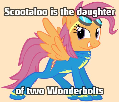 MLP Headcanons Me: Wait JUST A SECOND.....SO THAT MEANS RAINBOW DASH IS THAT TOO!!!