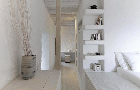 RESTORATION OF A TRADITIONAL BUILDING TURNING INTO MELANOPETRA BOUTIQUE HOTEL EMPORIOS, NISYROS Melanopetra is uniquely situated in the core of the preserved traditional village Emporios in Nisyros, at an altitude of about 400 meters above the...
