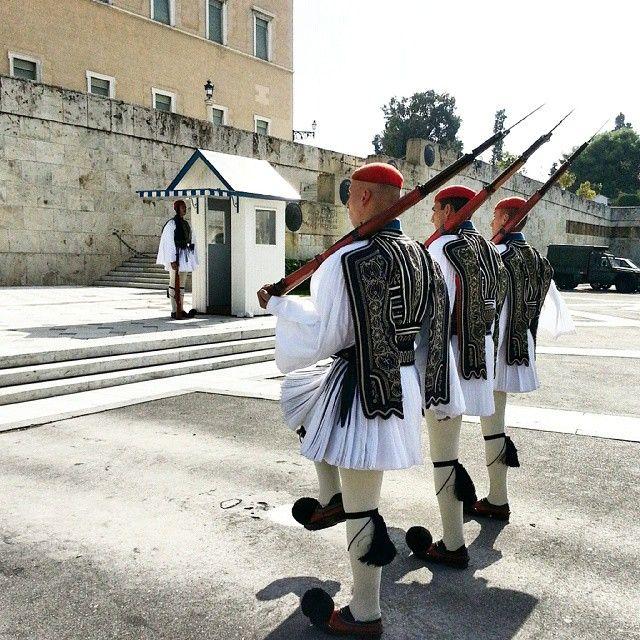 "Evzones ""⏩Perfect Greece """