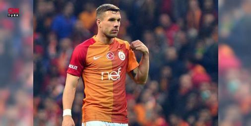 Lukas Podolski Japonya ekibi Vissel Kobe'ye transfer oldu: Galatasaray, Lukas Podolski için Japon temsilcisi Vissel Kobe ile anlaşmaya vardı. Podolski transferinin detayları haberde...