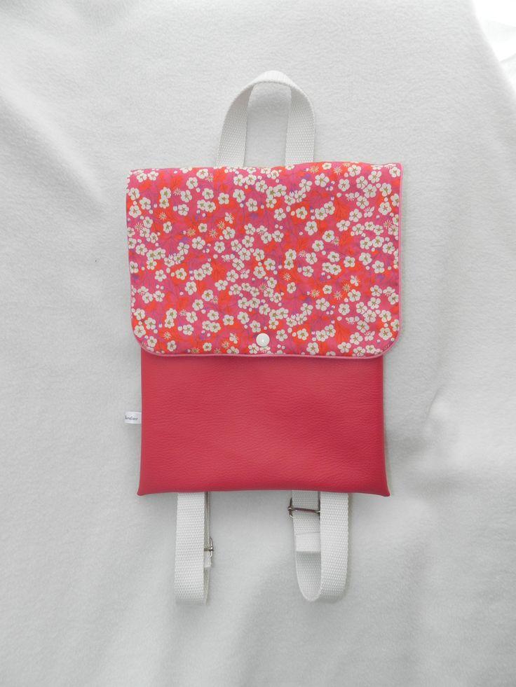 Cartable sac à dos Maternelle Liberty Mitsi : Sacs enfants par gaillardises