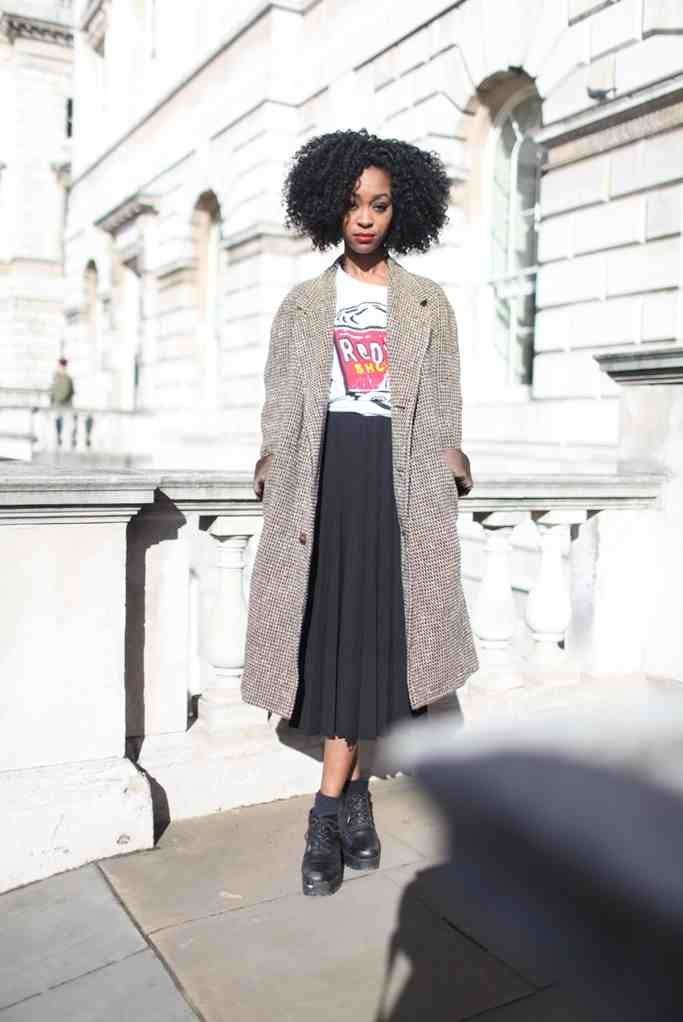 Street Style London Dream Wardrobe Pinterest Kl Der Och Inspiration