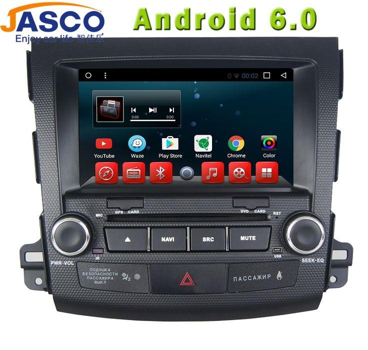"8""HD Android Car DVD Player GPS Glonass Navigation for Mitsubishi Outlander 2006 2007 2008 2009 2010 2011 RDS Radio Audio Stereo"