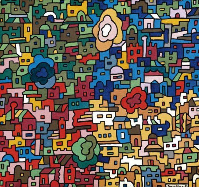 Ακριθάκης Αλέξης – Alexis Akrithakis [1939-1994] | paletaart – Χρώμα & Φώς