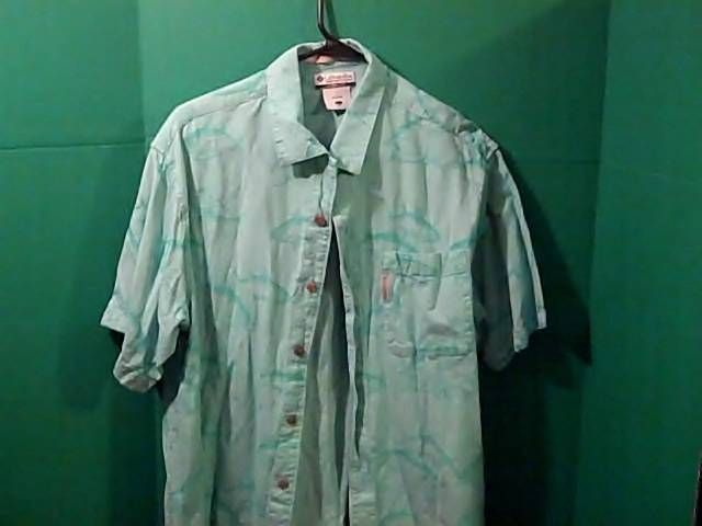 COLUMBIA SPORTSWEAR Co Men's Size L Shirt Fishing #COLUMBIASPORTSWEARCo #ButtonFront