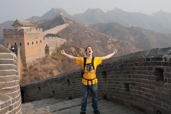 great wall of china report Just north of beijing, you'll find one of the most famous monuments in the world—the great wall of china although it's unlikely you'll see the whole thing (after all, it measures about.