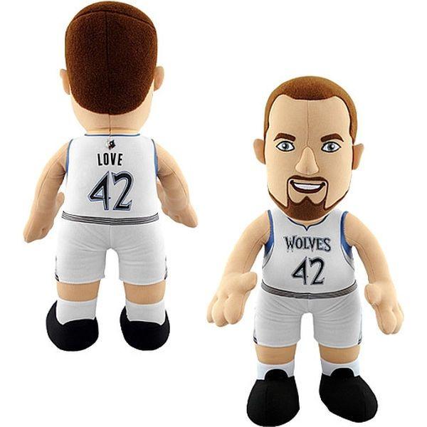 "Bleacher Creatures Minnesota Timberwolves Kevin Love 14"" Plush Doll - $6.99"