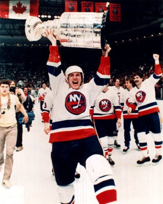 Mike Bossy - my all time favorite hockey player.  NY Islanders in their glory days.