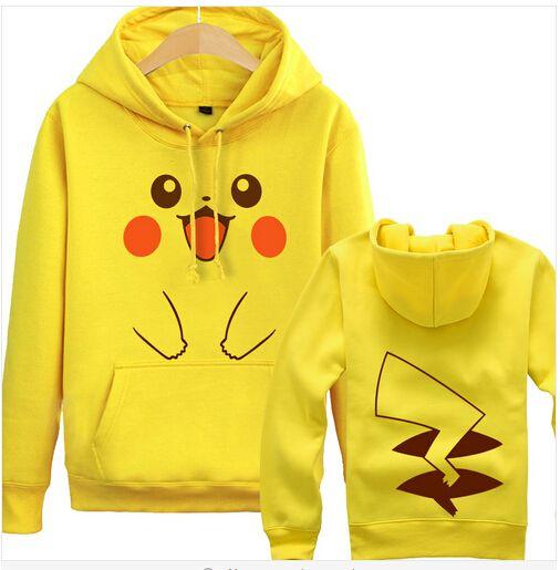 >> Click to Buy << POKEMON ASH KETCHUM Pokeball super pika hoodie coat Pikachu jacket Cartoon sweatshirt #Affiliate