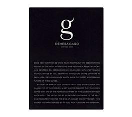 Dehesa Gago by Telmo Rodriguez