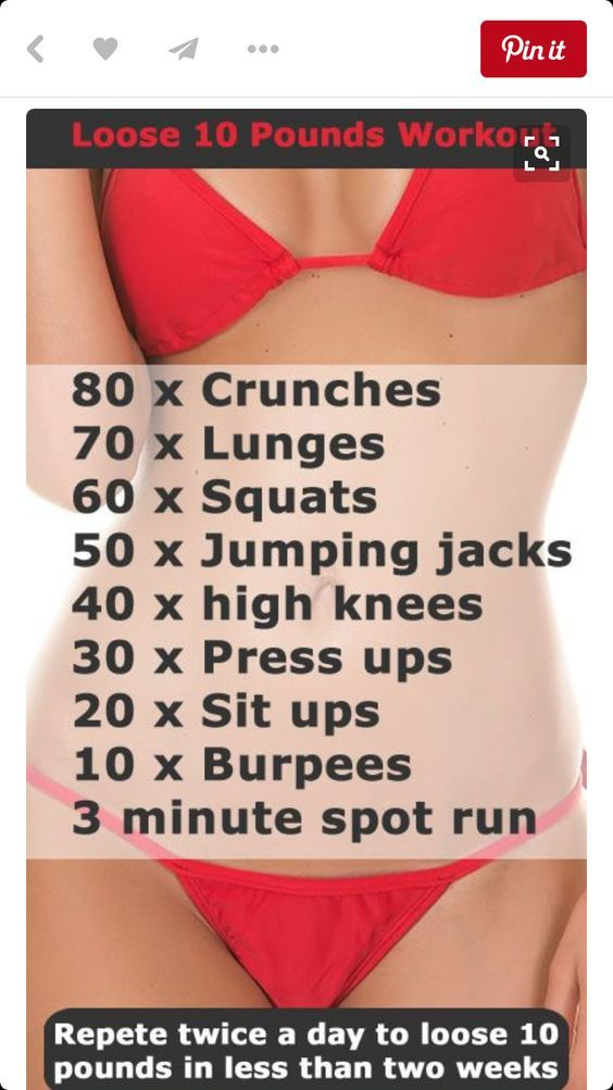 How to lose weight but get curves