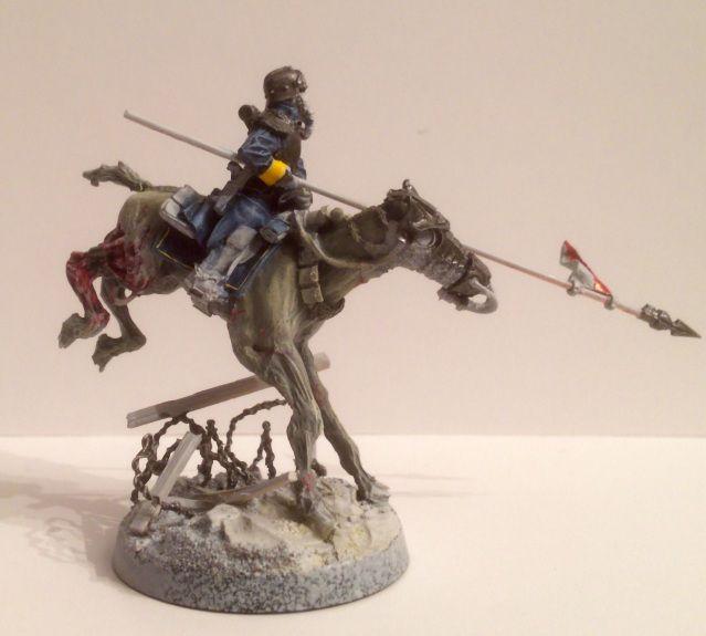 Mosby's Death Korps of Krieg - Death Rider Detachment - Forum - DakkaDakka | Wargamers do it on the tabletop.