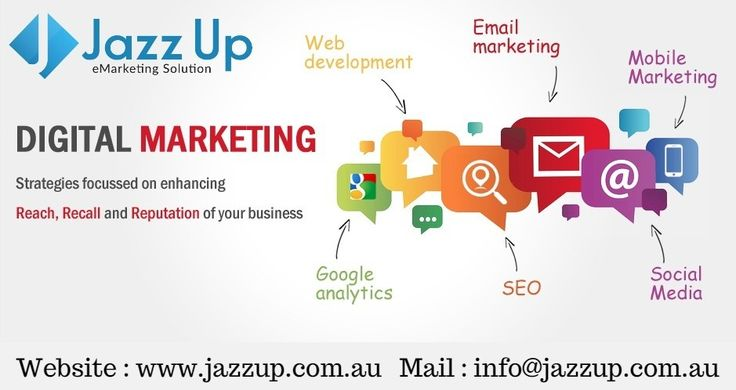 Digital Media Company  Jazz Up is a leading Digital Media Company of Australia. We always strive to provide our clients outstanding quality with professional Services.   Website : www.jazzup.com.au Mail : info@jazzup.com.au Phone : 1300 121 111   #DigitalMediaCompany #Australia #professional #Services #JazzUp #onlinemarketing