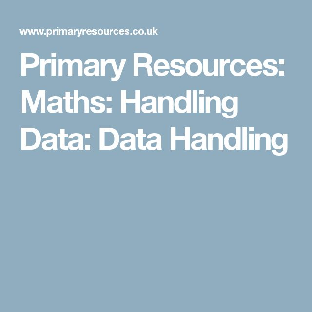 60 best Numeracy - data handling images on Pinterest   Graphics ...