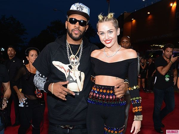 Miley Cyrus Has Been Dating Mike Will Made-It on the Down Low For 9 Months