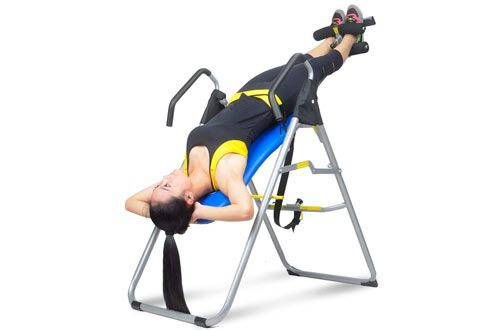 Remarkable Top 10 Best Fitness Inversion Tables For Back Pain Reviews Home Interior And Landscaping Palasignezvosmurscom