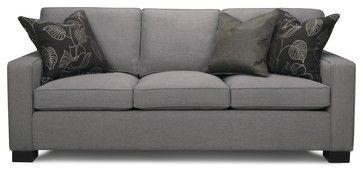 Eastwood Sofa - contemporary - sofas - toronto - Jane Lockhart Interior Design